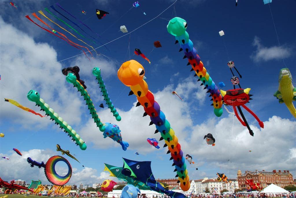 Portsmouth International Kite Festival - The Kite Society