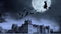 Halloween - Blenheim Palace - Oxfordshire