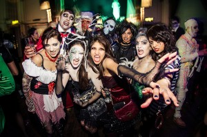 Halloween Ball - Mansion London