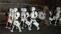 St Austell Torchlight Carnival 2014 - Cornwall