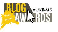 UK Blog Awards 2015 - Contrary Life