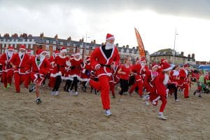 Chase the Pudding 2016 - Weymouth