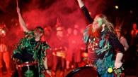 Pentacle Drummers - Photo: Hugh Wilton
