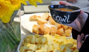 St David's Food and Craft Festival - Cawl Cooking Championship