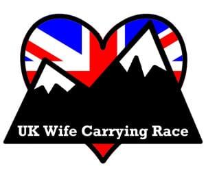 UK Wife Carrying Race 2015 - Surrey