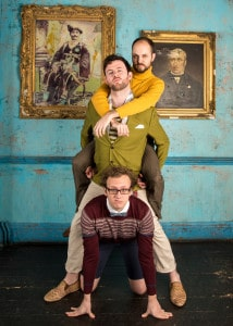 BEASTS - Brighton Fringe 2015