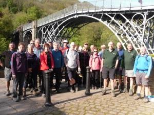 Ironbridge Gorge Walking Festival 2015