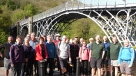 Ironbridge Gorge Walking Festival 2015