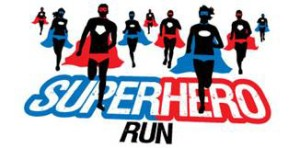 DIFC Super Hero Run 2015 Regent's Park