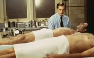 A scene from Six Feet Under, © HBO