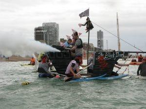 Paddle Round The Pier 2016 - Brighton
