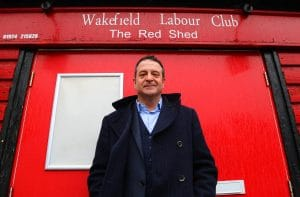Mark Thomas - Red Shed