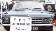 Vauxhall Art Car Boot Fair - Photo: Dave Benett