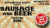 Sausage and Beer Festival 2016 - Bedale Yorkshire