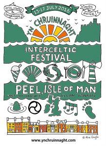 Yn Chruinnaght festival 2016 - Isle of Man