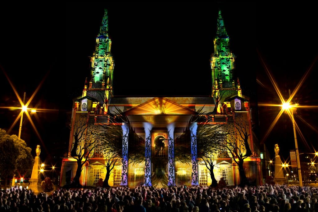 Light Night Leeds 2016