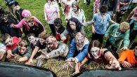 Nottingham Zombie Dash - Halloween 2016