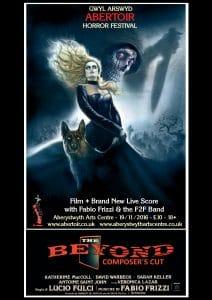 The Beyond Composer's Cut - Abertoir Horror Festival 2016