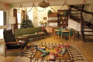 Geffrye Museum - Christmas Past events 2016