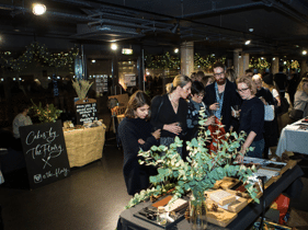 East Village Christmas Makers Market 2016