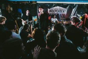 Independent Venue Week 2017 - The Adelphi Club Hull - Josh Moore