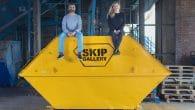 Skip Gallery - London - Catherine Borowski and Lee Baker