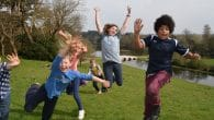 Wild Easter Camp - Painshill Surrey