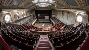 Leith Theatre Auditorium - Photo Chris Scott
