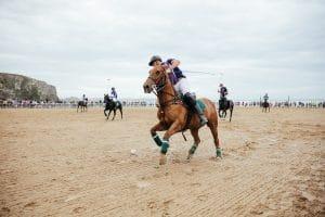 Polo on the Beach 2017 - Cornwall