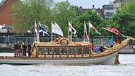 Gloriana - by Ivan Bandura - Thames Traditional Boat Festival 2017