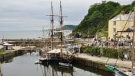 Ships in Charlestown harbour By Nilfanion