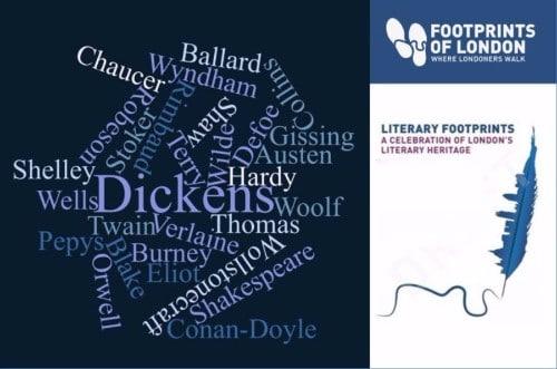 Footprints of London - Literary Footprints 2017