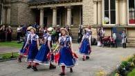 Saltaire Festival 2017 - Rainbow Morris