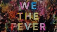 David Walker - We The Fever - Acrylic & Apray Paint on Canvas