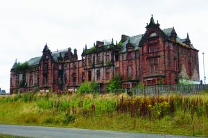 Being Human festival 2017 - University of Glasgow Lost, Abandoned and Forgotten_1