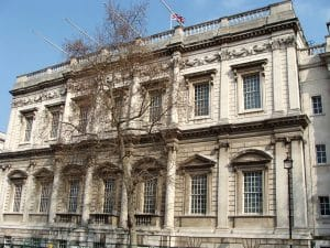 Banqueting House - Whitehall, London
