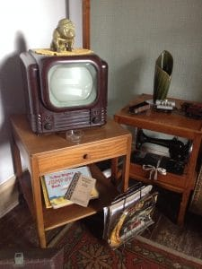 1950s room at Beamish Museum