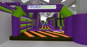 InflataSpace Newcastle 2018