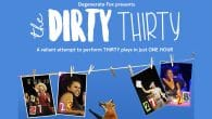 The Dirty Thirty - VAULT Festival 2018 - Degenerate Fox