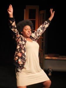 Yvette - London theatre 2018 (Image: Kaya Stanley-Money)