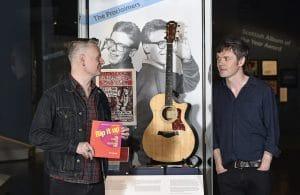 Rip It Up, The Story of Scottish Pop - National Museum of Scotland Edinburgh - Neil Hanna