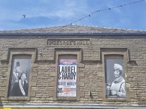 Contrary Life - Morecambe Murals - Curiosity of the week