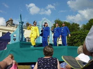 Illyria Theatre - Pirates of Penzance - Storrs Hall Hotel, Windermere - Contrary Life