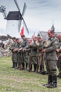 Lytham 1940s Wartime Weekend - 1940 battle end