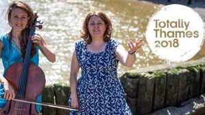 Totally Thames 2018 - London events