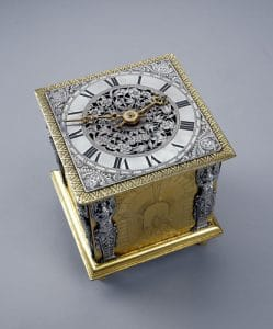 The Innovation & Collaboration clock exhibition, Bonhams, London