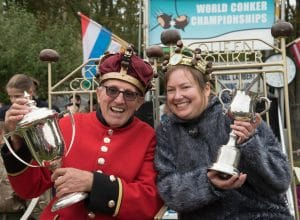 World Conker Championships 2018 - Northamptonshire - Photo: Tom Carlill