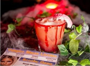 The Book Club London - Buffy Halloween