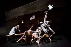 Aakash Odedra Company JeSuis Production - copyright Sean Goldthorpe
