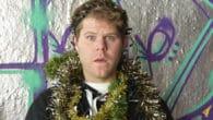 Douggie McMeekin - The Night Before Christmas - Southwark Playhouse photo Martyn Andrews